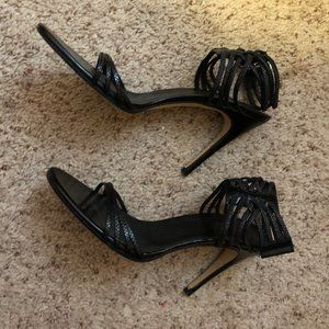 Gucci!! Strappy ankle - Size 8